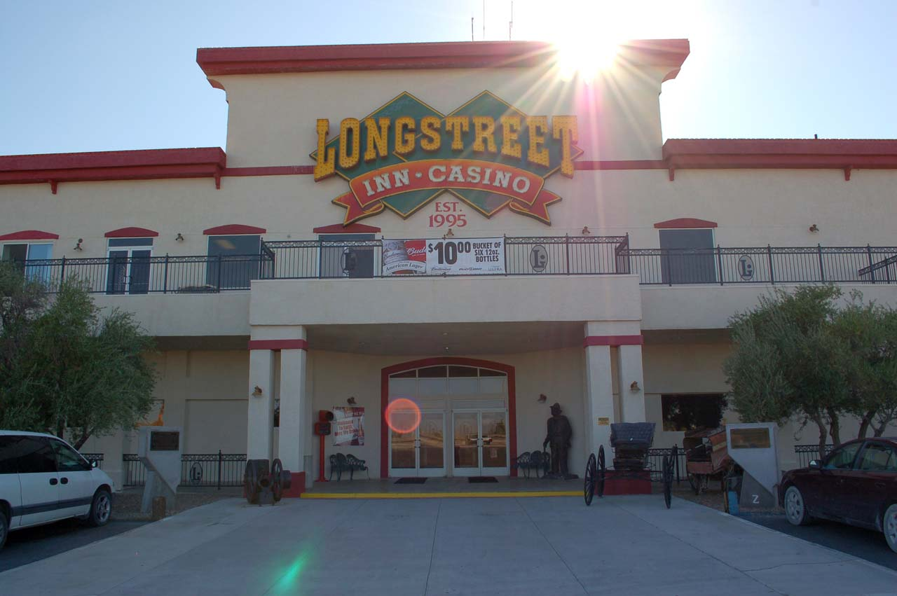 Exterior View of Longstreet
