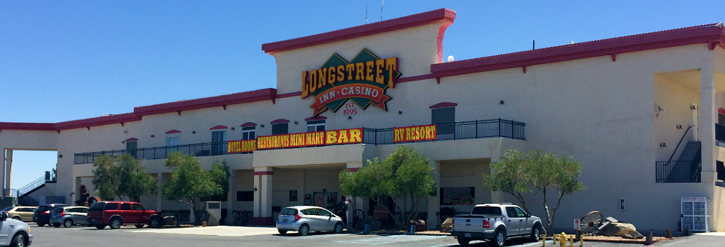 Longstreet Hotel & Casino Hotel near Death Valley