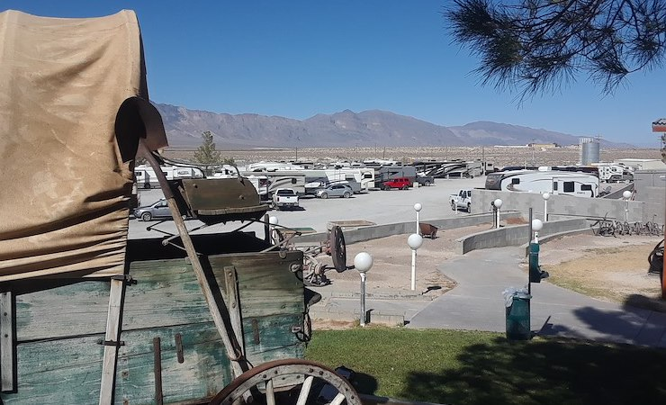 Death Valley RV Park at Longstreet Hotel & Casino